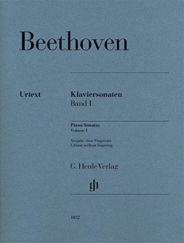 Sonates V1 --- Piano