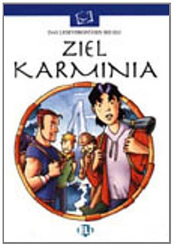 Lesen leicht gemacht - Die weisse Reihe: Ziel: Karminia - Book (Leichtes Ziel)