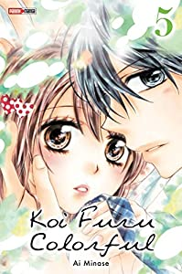 Koi furu colorful Edition simple Tome 5