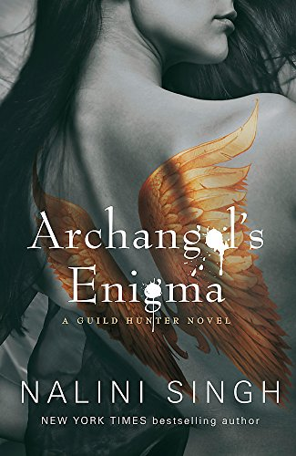 Archangel's Enigma: Book 8 (The Guild Hunter Series)