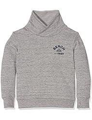 Bench Jungen Sweatshirt Over Head Funnel Sweat