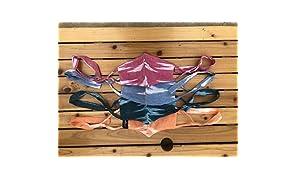 The August Co. Kid's Multi-colour Reusable Cotton Cloth Masks (4 pieces)