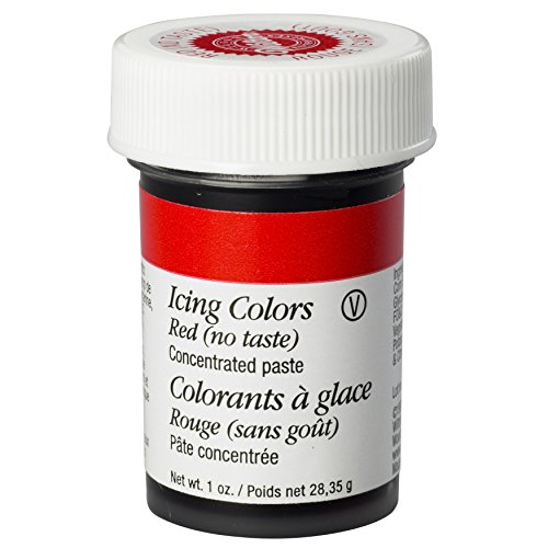 Icing Colors 1oz-Red (No-Taste)