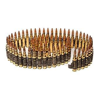 Full Bullet Brass Belt
