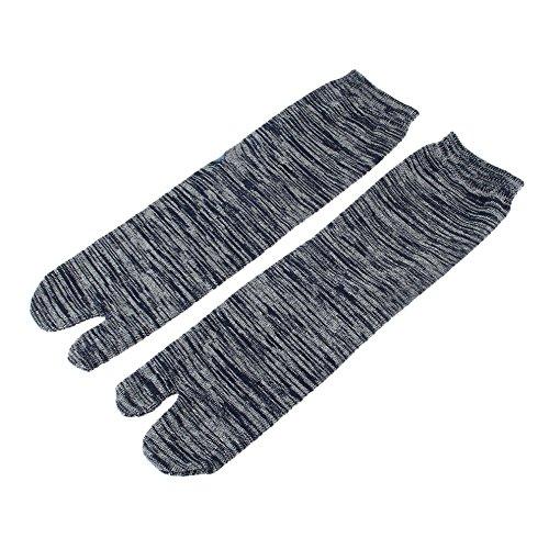 two-fingers-men-toe-socks-cotton-mid-tube-boy-socks-new-design-elastic-breathable-socks-black-gray-g