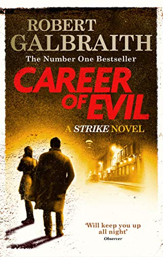 Career of Evil: Cormoran Strike Book 3 (English Edition)