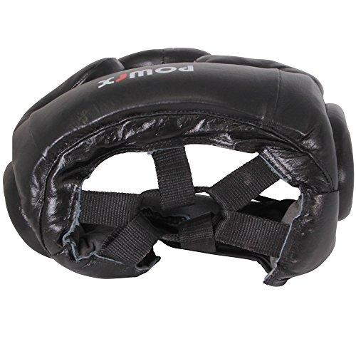 Kopfschutz für MMA Kampfsport oder Boxen Kunstleder Abbildung 3