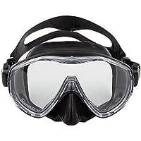 Lixada Masque de plongée sous-marine Masque anti-fog plongée plongée masque Unique fenêtre sous-marine natation