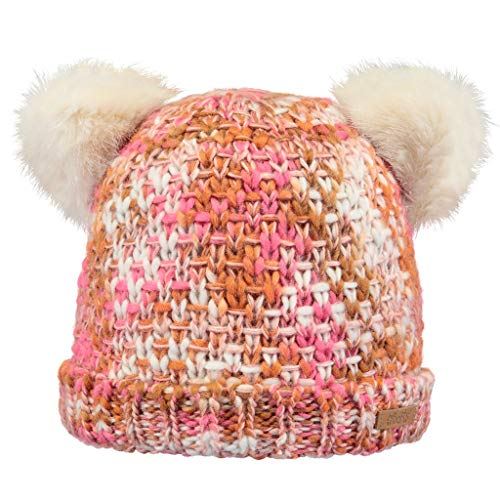 Barts Unisex Baby Baskenmütze Joy Kids, Pink (Rosa 8), One Size