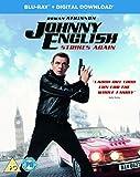 Johnny English Strikes Again (Blu-Ray Plus Digital Copy) [2018] [Region Free]