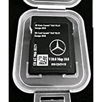 2018-2019 Genuine Mercedes GARMIN SD CARD MAP PILOT A B CLA E CLS E GL CLASS SAT NAV