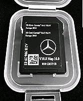2018-2019 Genuine Mercedes GARMIN SD CARD MAP PILOT A B CLA E CLS E GL CLASS SAT NAV