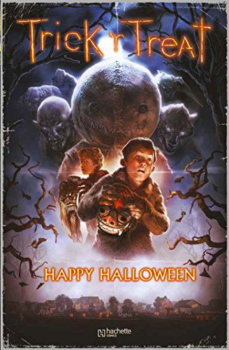 Trick'r treat : happy Halloween