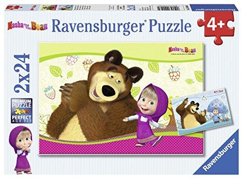 Ravensburger - 09046 - 2 puzzle de 24 pièce - Mixte Enfant