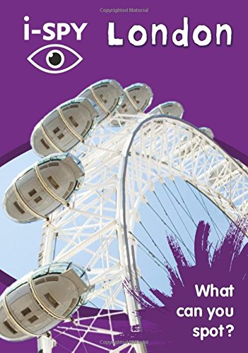 i-SPY London: What can you spot? (Collins Michelin i-SPY Guides) por i-SPY