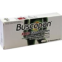 BUSCOPAN plus Filmtabletten 20 St Filmtabletten preisvergleich bei billige-tabletten.eu