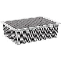 12l Transparent Kis 8460000 0202 02 Moover Aufbewahrungsbox Kunststoff