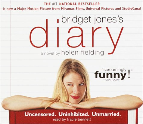 Click for larger image of CD: Bridget Jones's Diary