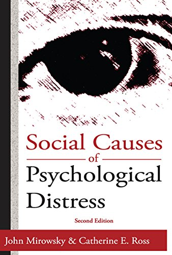 Descarga gratuita Social Causes of Psychological Distress (Social Institutions and Social Change Series) PDF