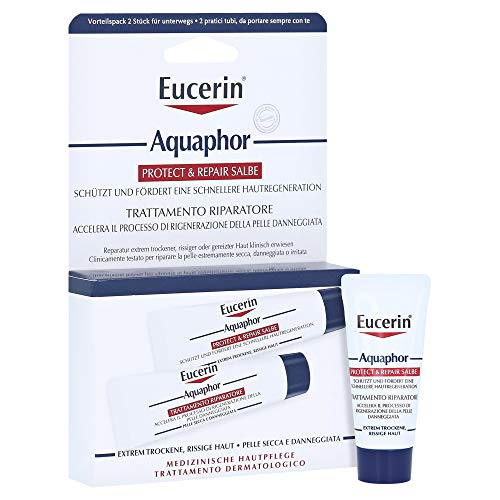EUCERIN Aquaphor Protect & Repair - Pomada 2 x 10