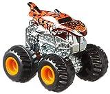 Hot Wheels- Monster Trucks Mini Mystery Scala 1/100, Veicolo Assortito Blind Pack, Giocattolo per Bambini 4+ Anni, GBR24