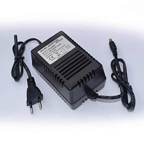 Cargador 9V compatible con Procesador de Efectos Line 6 POD XT Live (Fuente de alimentación) - enchufe español