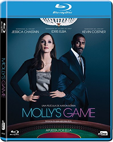 Molly'S Game Blu-Ray [Blu-ray]