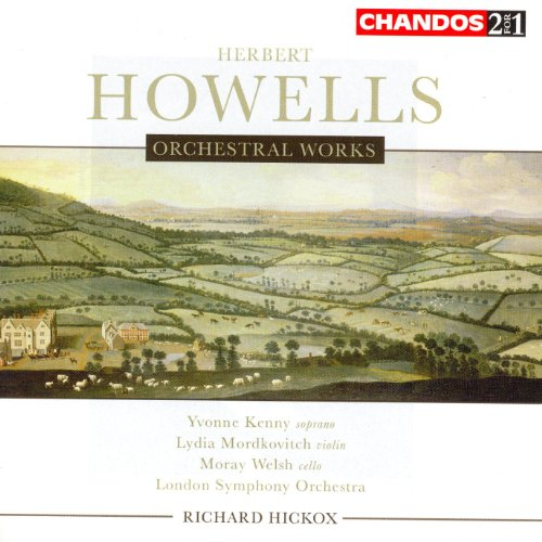 Howells: Orchestra Works