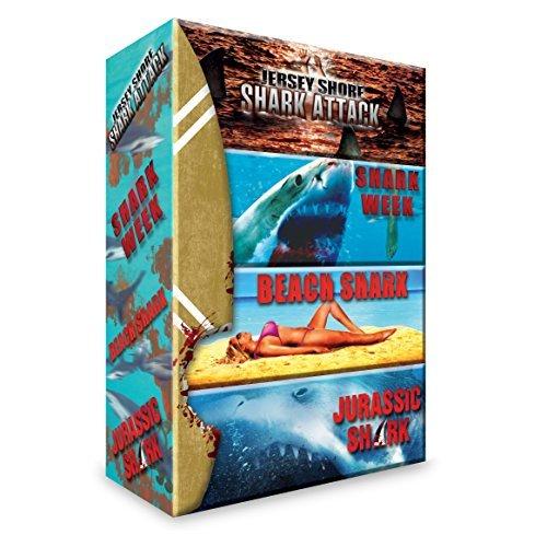 Preisvergleich Produktbild Coffret requin [FR Import] [DVD] by Jack Scalia