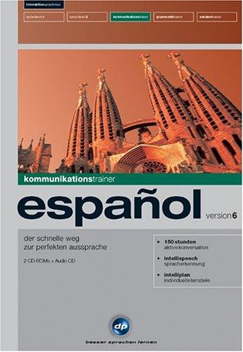 Kommunikationstrainer Español - Interaktive Sprachreise Version 6