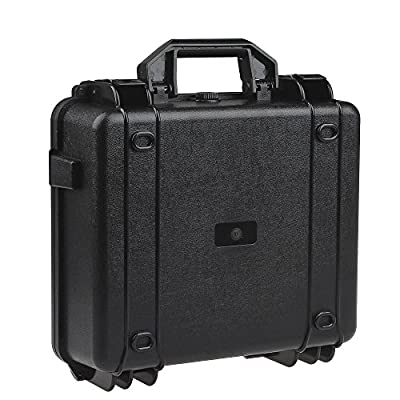 DJI Mavic Pro Case?DJI Waterproof Anti-Shock Handle Hard Box Carrying Case for DJI Mavic Pro RC Quadcopter