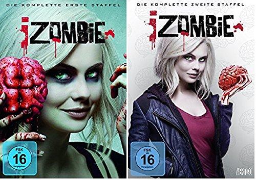 iZombie Staffel 1+2 DVD Set
