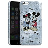 Hülle Premium Case Cover für Apple iPhone 6 Disney Minnie & Mickey Mouse Merchandise Geschenke