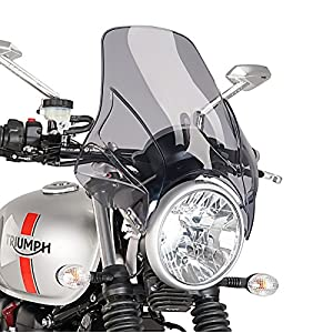 Puig Fly screen Windscreen Windshield Plus GSF Suzuki Bandit 650 05-08/1200 2006/1250 07-09 light smoke