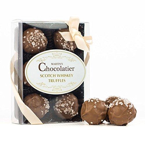 Martin's Chocolatier Scotch Whiskey Milk Chocolate Gift 6 Pack
