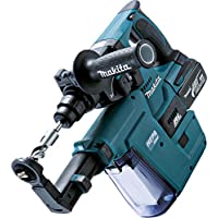Makita Akku-Kombihammer für SDS Plus,(18 V / 5,0 Ah,   2  Batterien und Ladestation im Makpac), DHR243RTJV