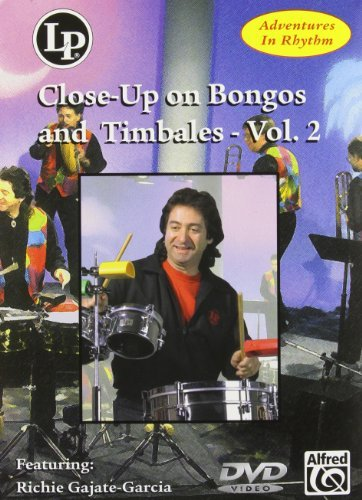 Close-Up on Bongos & Timbales, Vol. 2 by Richie Gajate-Garcia
