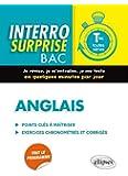 Interro Surprise Anglais Terminales Toutes Séries