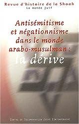 Revue d'Histoire de la Shoah, numéro 180 : Antisémitisme et négationnisme