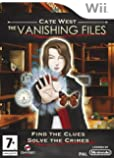 Cate West: The Vanishing Files (Nintendo Wii)