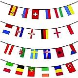 Euro 2016 Football Bruant - énorme 10m - Tous les 24 drapeaux - utilisation intérieure et extérieure