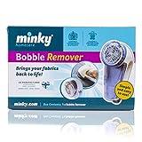 Minky Bobble Entferner, Weiß