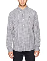 Timberland Long Sleeve Gingham Meriden Men's Shirt