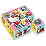 Hello Kitty cube puzzle 9 frame (japan import)