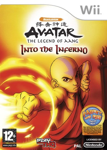 Avatar: The Last Airbender- Into The Inferno (wii)