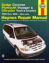 Dodge Caravan, Plymouth Voyager and Chrysler Town and Country Automotive Repair Manual: 1996 to 1999 (Haynes Automotive Repair Manuals)