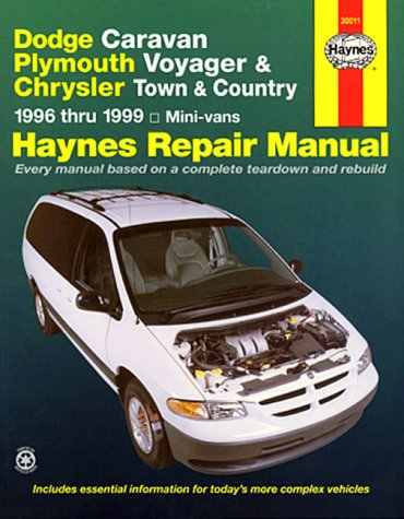 dodge-caravan-plymouth-voyager-and-chrysler-town-and-country-automotive-repair-manual-1996-to-1999-h