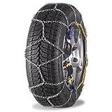 Michelin 92316 Catene da neve M2 aderenza estrema automatica 60, ABS e ESP compatibile, TÜV/GS e...