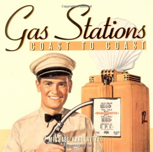 Gas Stations Coast to Coast (Station Gas Fotos)