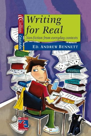 Writing for real: non-fiction from everyday contexts